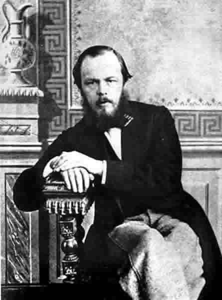 فئودور داستایفسکی داستایوسکی