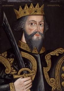 ویلیام فاتح اولین پادشاه انگلو ساکسون در انگلستان