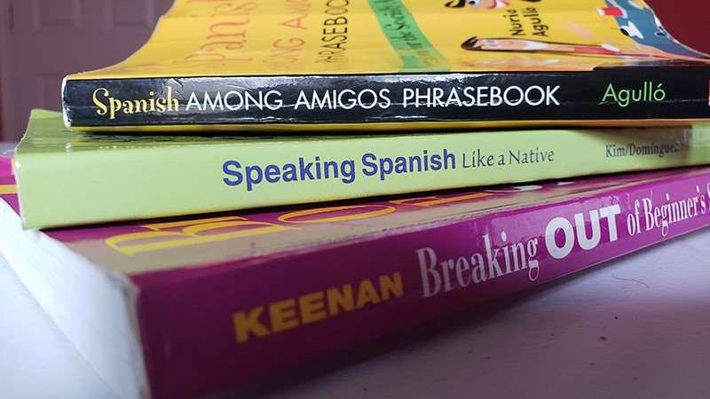 ترجمه اسپانیایی کتاب
