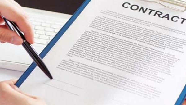 ترجمه تخصصی انواع قرارداد