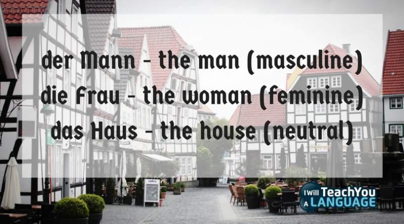 آموزش زبان المانی