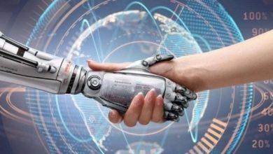 همزیستی انسان و ماشین
