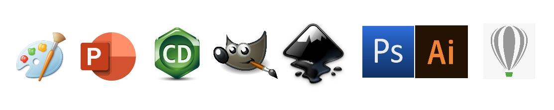نرمافزارهای رسم چکیده تصویری یا گرفیکال ابسترکت