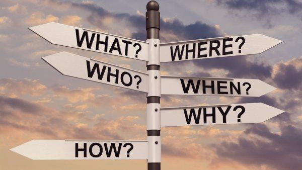 6 پرسش در نگارش هر پاراگراف در تولید محتوا