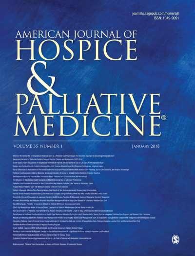 13. ژورنال طب تسکینی و آسایشگاهی آمریکا