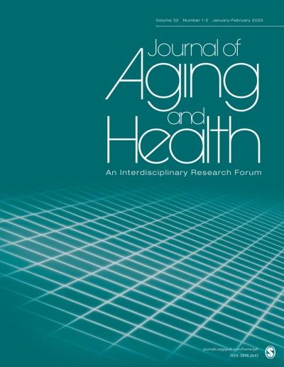 ژورنال سالمندی و سلامت