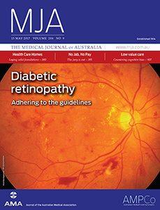 ژورنال پزشکی استرالیا