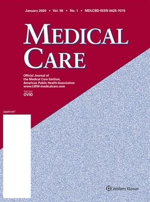 ژورنال پزشکی Medical Care