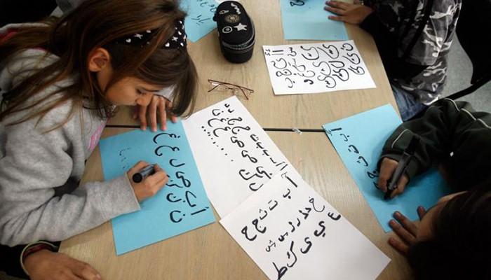 باب های زبان عربی