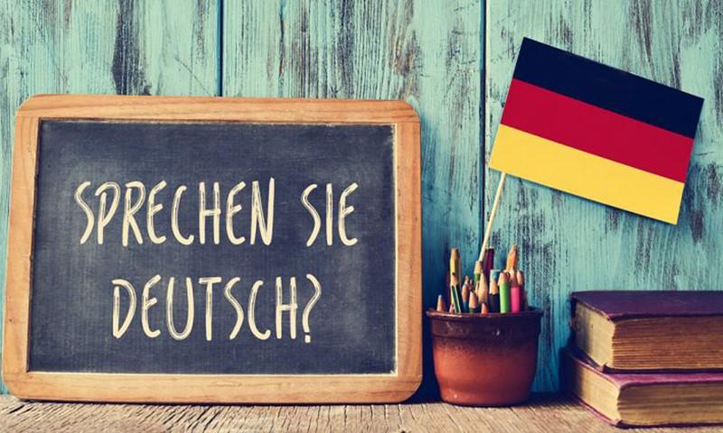 تاریخ زبان آلمانی