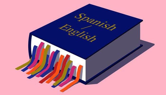 ترجمه اسپانیایی به انگلیسی