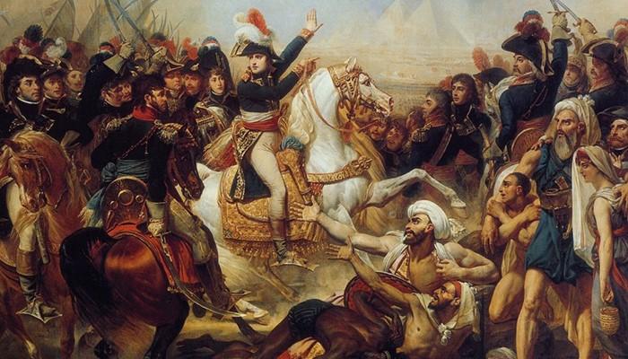 ناپلئون و زبان عربی