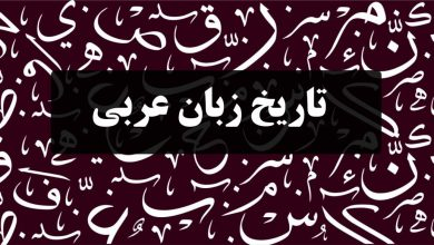 تاریخ زبان عربی، تاریخچه زبان عربی