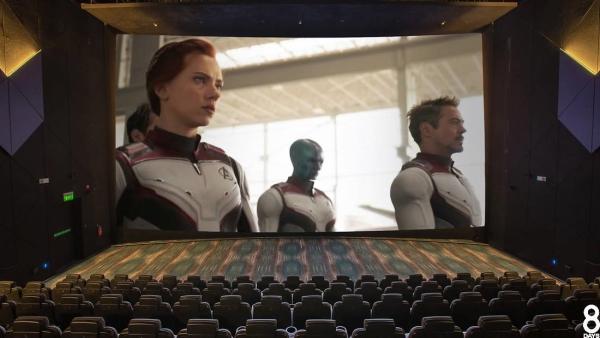 سینما رفتن در زمان شیوع کرونا