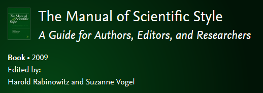 manual-of-scientific-style