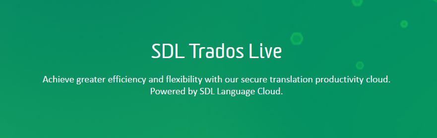 sdl-trados-live