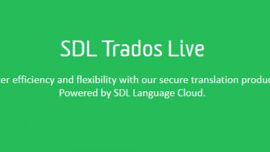 sdl trados live