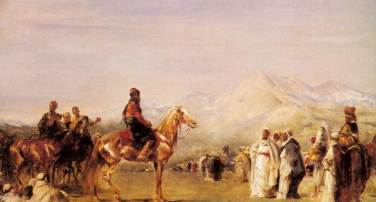 زبان عربی: مایۀ فخر و مباهات عرب