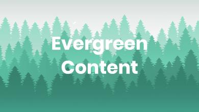 راهنمای نوشتن یک مقاله همیشه سبز